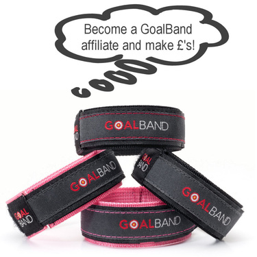 GoalBand Affiliate Scheme for resellers