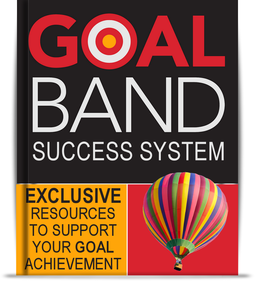 GoalBand Wristband Weightloss Bracelet, Sports Goals, Team Goal Achievement